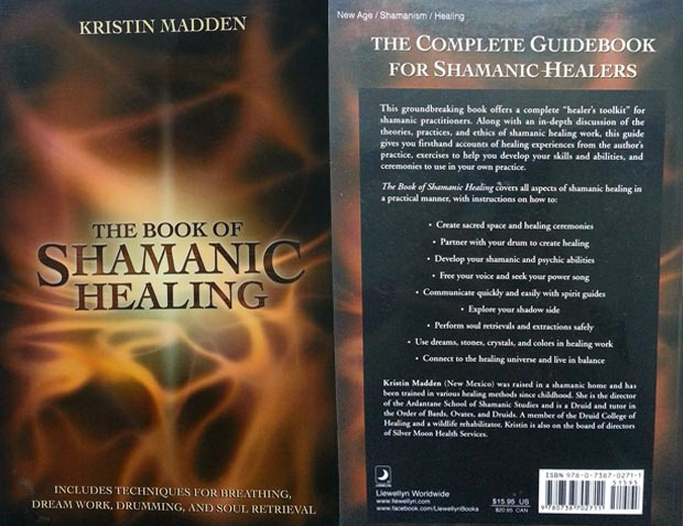 Book Review – The Book of Shamanic Healing