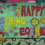 The Spring Equinox – Spring Cleaning our Psyche