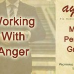 Working With Your Anger