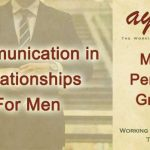 Communication in Relationships for Men