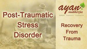 emdr therapy toronto ayan mukherjee PTSD