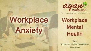 anxiety, panic attack, work stress, workplace mental health, chronic stress, heart palpitations, sweaty palms, shallow breathing, dizziness, nausea, Toronto